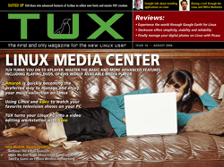 TUX Cover